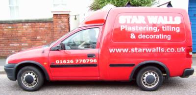Star Walls van